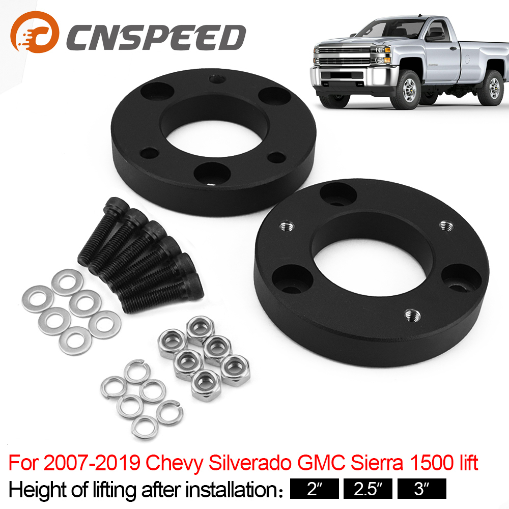 """2/"""" Front Leveling lift kit for 2007-2019 Chevy Silverado GMC Sierra 1500 lift"""