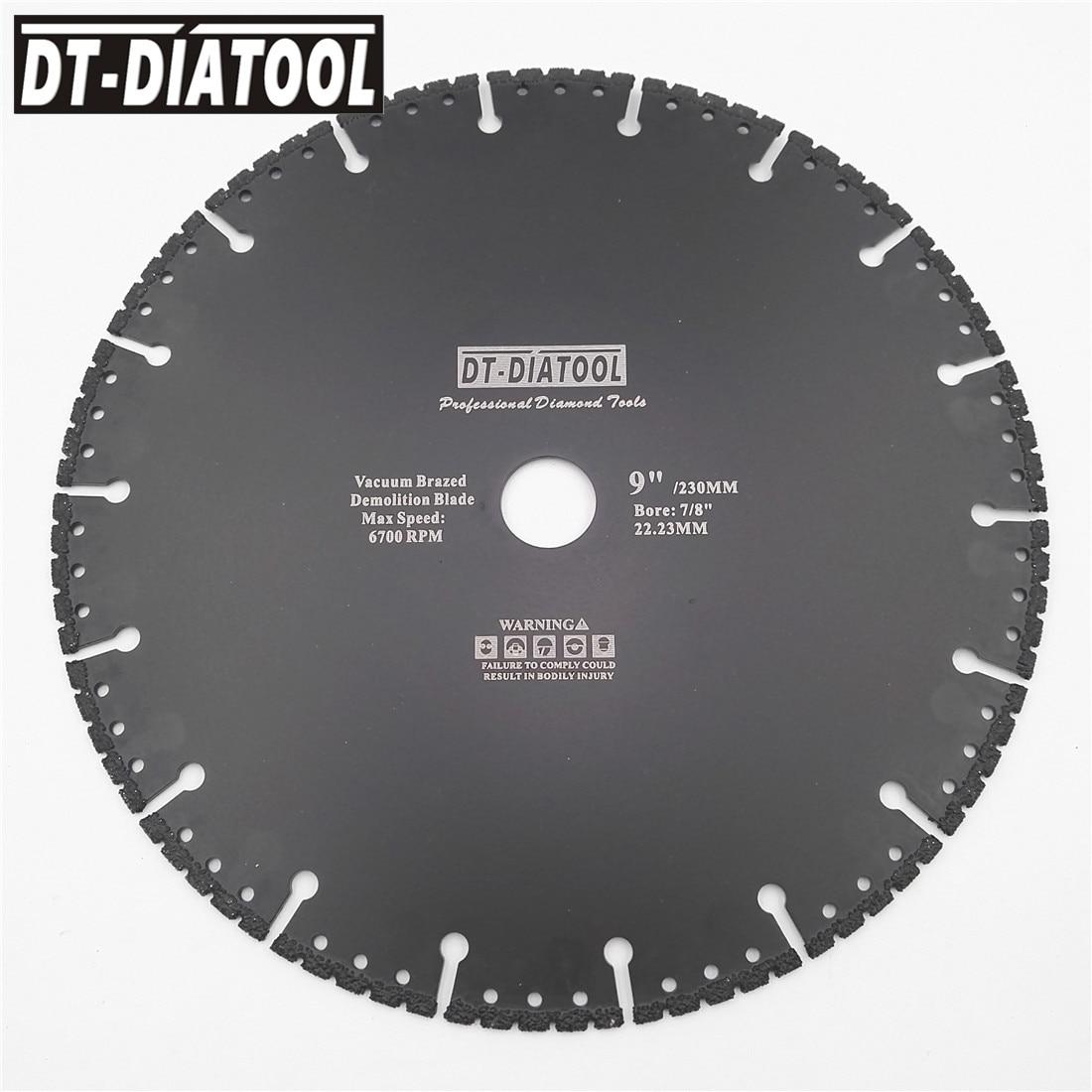 DT-DIATOOL 1pc 230mm/9