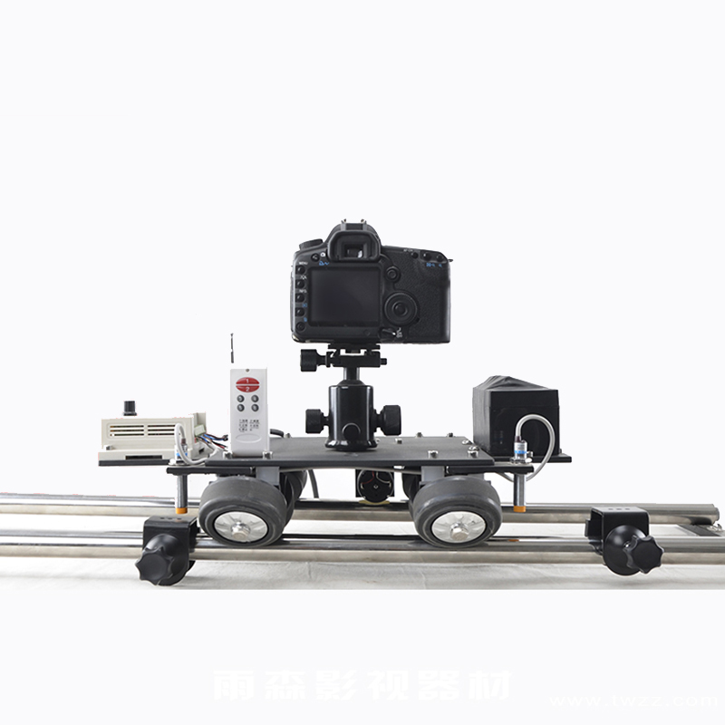 Control motorizado mini deslizador carril eléctrico dolly fotografía para cámara de vídeo Handycam