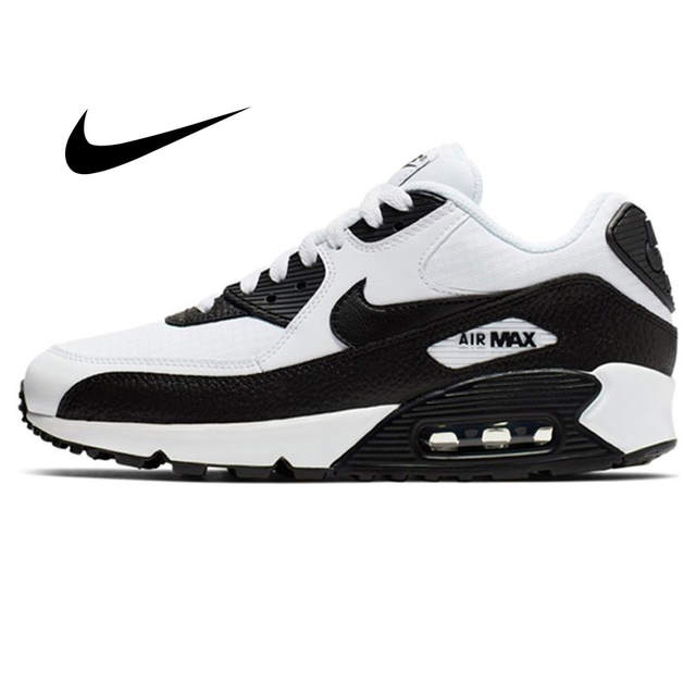 US $74.0 63% OFF|NIKE AIR MAX 90 LE Women Fashion Sneakers Outdoor Running Shoes Classic Leisure Comfortable Designer Footwear 2019 New 325213 on