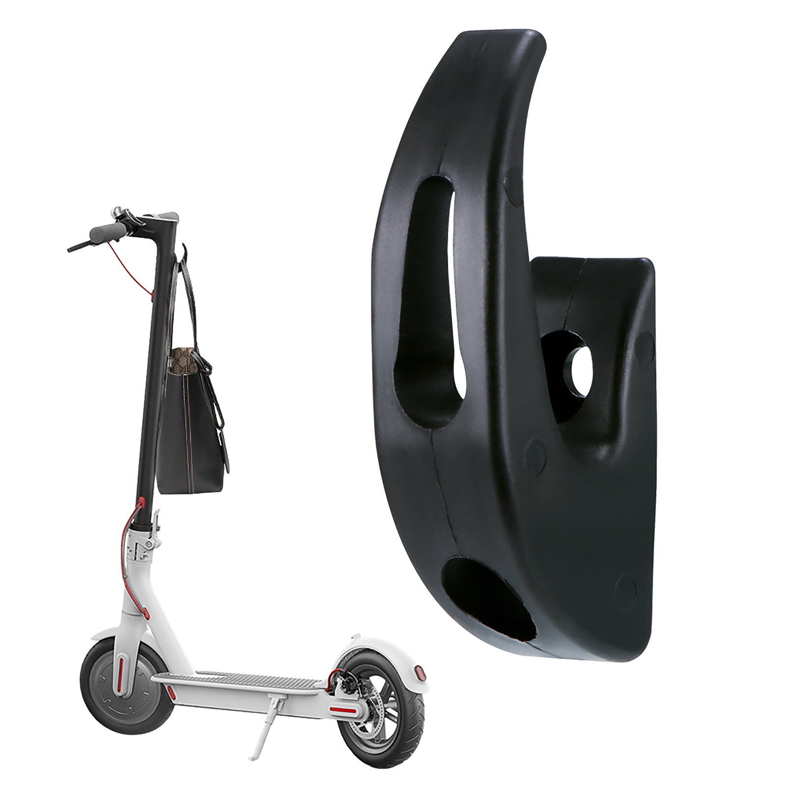Front Hook Hanger Electric Scooter Storage Tools Skateboard Kid Scooter Grip Handle Hook Part For Xiaomi M365/M187/Pro Scooter