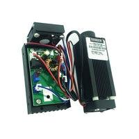 강력한 focusable 808nm 1000 mw 적외선 레이저 모듈 보이지 않는 1 w ir 레이저 cnc 다이오드 lazer ttl 드라이버 보드 냉각 팬|무대 조명 영향|등 & 조명 -