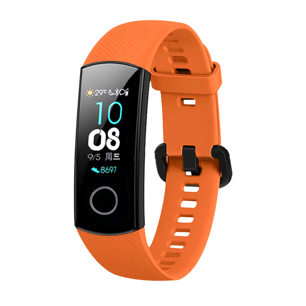 Hf6b1e3a2306d43508b96ea891c0214dci Huawei Honor Band 5 Fitness Bracelet BT4.2 Sleep Real-Time Heart Rate Monitoring Waterproof Smart Watch Multiple Sports Modes