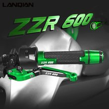 Для kawasaki zzr600 аксессуары для мотоциклов сцепные рычаги