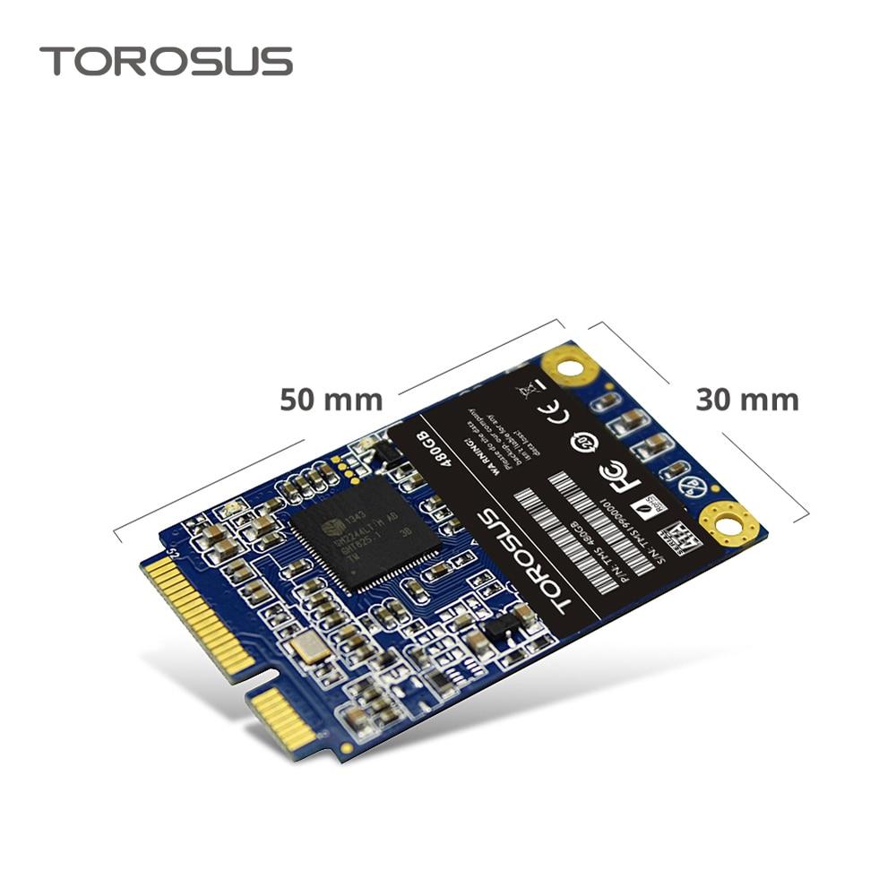 Torosus Msata SSD 240gb 480gb 120gb  MSATA SSD Internal Solid State Hard Drive Disk For Computer