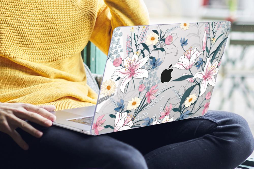 Floral Case for MacBook 166