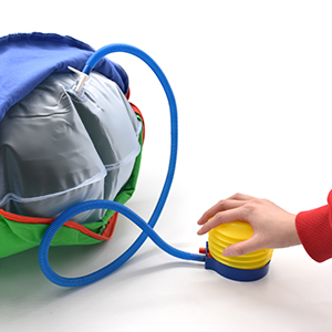 Image 5 - ARRIES Children Cocoon Hammock Garden Furniture Pod Swing Chair Indoor Outdoor Hanging Seat Child Swings Seat Patio Portable