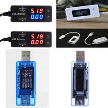цена на USB LCD Battery Tester Current Voltage Digital Dispay Power Bank Meter Voltmeter