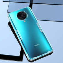 TPU Case for Xiaomi PocoPhone F2 Pro NILLKIN Nature Transparent Soft TPU Back Cover for Xiaomi Poco F2 Pro Case Silicone