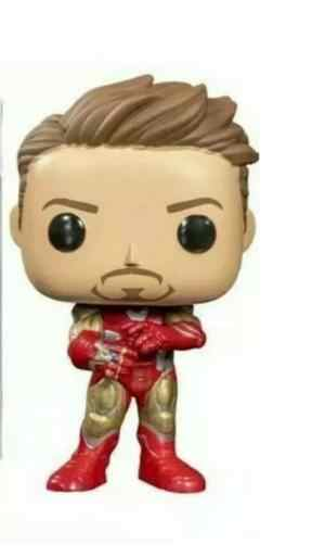 FUNKO POP Iron Man Mark ICH Marvel Studios Sommer Exklusive SDCC Action-figuren Modell Spielzeug