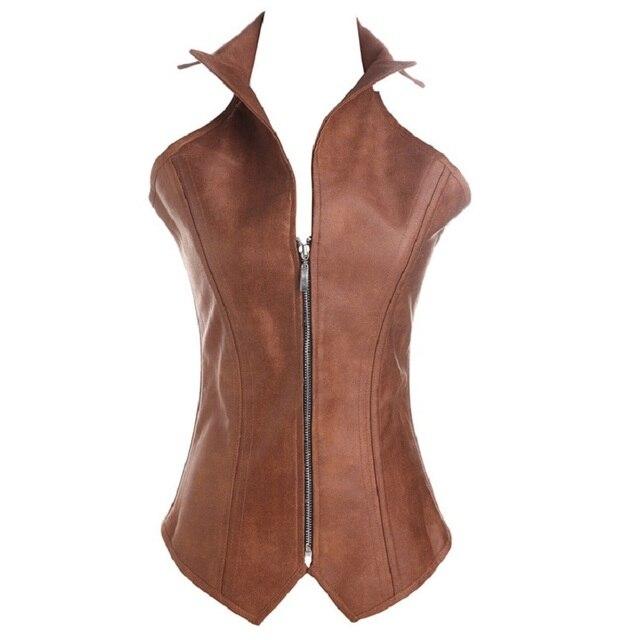 Фото женский корсет в стиле стимпанк бюстье длинные overbust выше