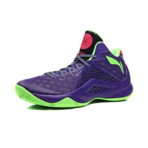 Image 2 - (브레이크 코드) Li Ning Men 팀 4 웨이드 프로 농구 신발 쿠션 LiNing li ning CLOUD 스포츠 신발 ABAM013 XYL290