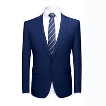 Азиатский размер, высококачественный для Бала выпускников, костюмы, куртка, блестящие, 16 цветов, контрастный воротник, платье, вечерний Блейзер, Homme, приталенный костюм, пальто, куртка