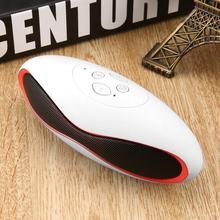 מיני אלחוטי Bluetooth רמקול נייד 3D קול מערכת סטריאו מוסיקה רמקול TF סופר בס טור אקוסטית מערכת שמסביב