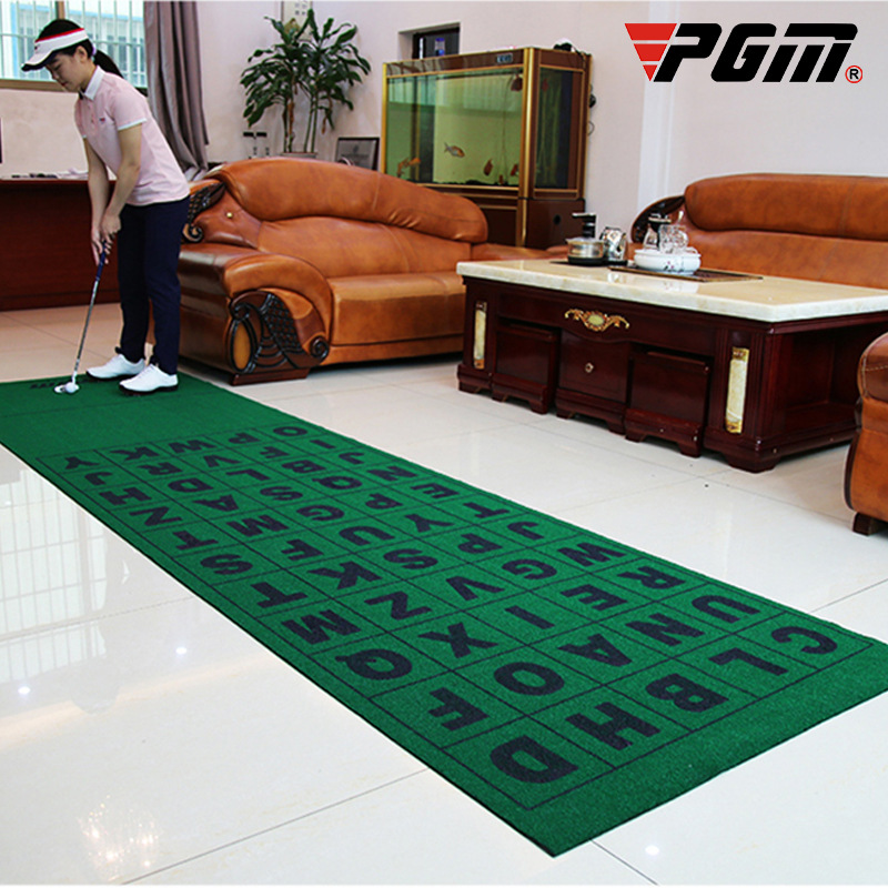 New 2020 Indoor Golf Putting Trainer Entertainment Game/Child Learning Green Family Sports Exercise Blanket Set Portable