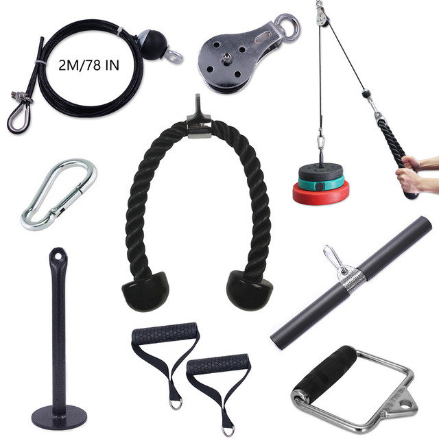 Fitness Home Gym Cable Machines 1
