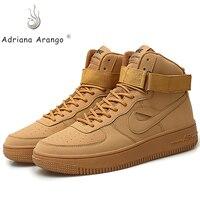 Adriana 2019 высокие баскетбольные кроссовки для мужчин и женщин размер 4,5-9,5 хаки спортивная обувь для мальчиков и девочек спортивные ботинки