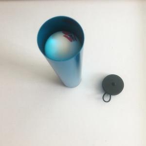 Image 4 - Lemuria Çok Fonksiyonlu Alüminyum masa tenisi rulo ve masa tenisi topu için Montaj Masa Tenisi raketi