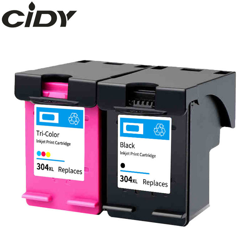 304XL Ink Cartridge New Version For Hp304 Hp 304 Xl Deskjet Envy 2620 2630 2632 5030 5020 5032 3720 3730 5010 Printer