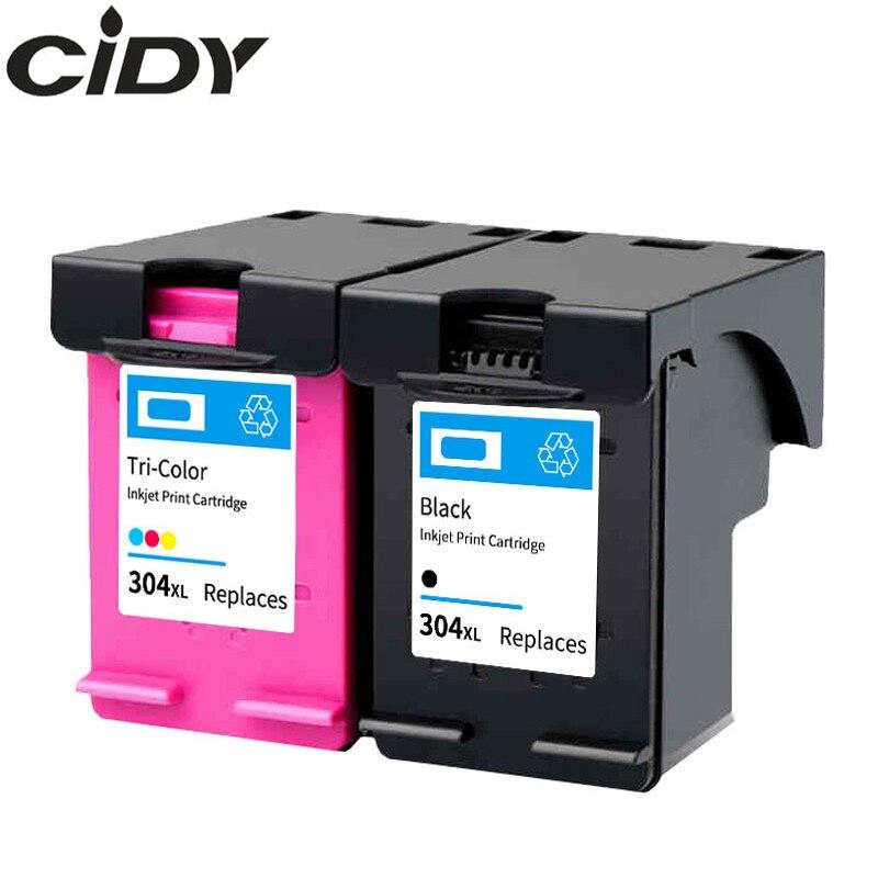 Cartucho de tinta 304XL, Nueva Versión para impresora hp 304 hp 304 xl deskjet envy 2620 2630 2632 5030 5020 5032 3720 3730 5010