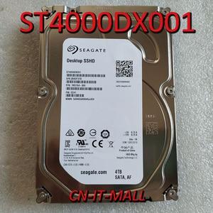 "Image 1 - Seagate escritorio SSHD ST4000DX001 4TB 64MB caché SATA 6,0 Gb/s 3,5 ""Disco híbrido de estado sólido"