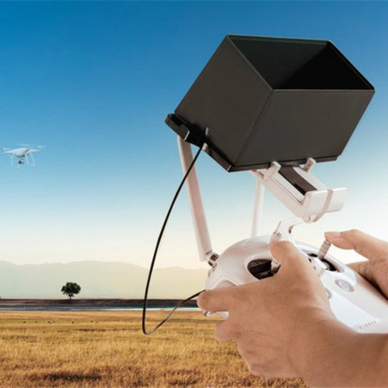 PGYTECH Smartphone Screen Sun Hood For Remote Controller For DJI Mavic 2 Pro Zoom In Stock