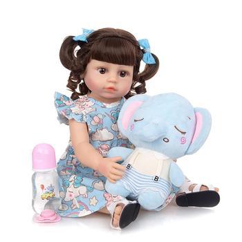 Кукла-младенец KEIUMI 22D116-C327-H37-S31-H162-T12 2