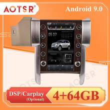 Android 9.0 4+64GB Touch Screen Car Radio Carplay For Land Rover Range Rover 2014 2018 Autoradio DSP Multimedia Player GPS Navi