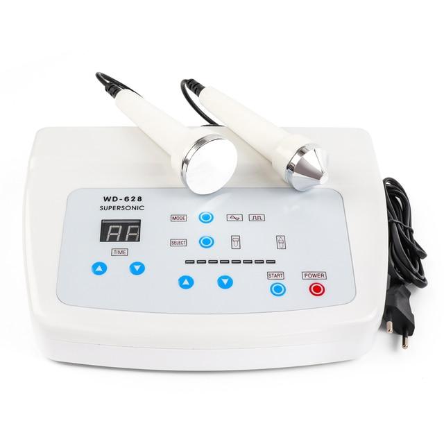 Pro Ultrasonic Women Facial Skin Care Whitening Freckle Removal High Frequency Lifting Skin Anti Aging Beauty Facial Machine