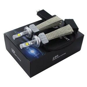 Image 5 - 2x Car LED H7 9006 H16(JP) bulbs 90W 9000LM FOR XHP50 Chips LED Headlight White Lamps led H4 9012 H11 HB3 HB4 H8 9005 fog Light