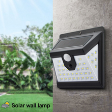 40 LED Solar Lamps…