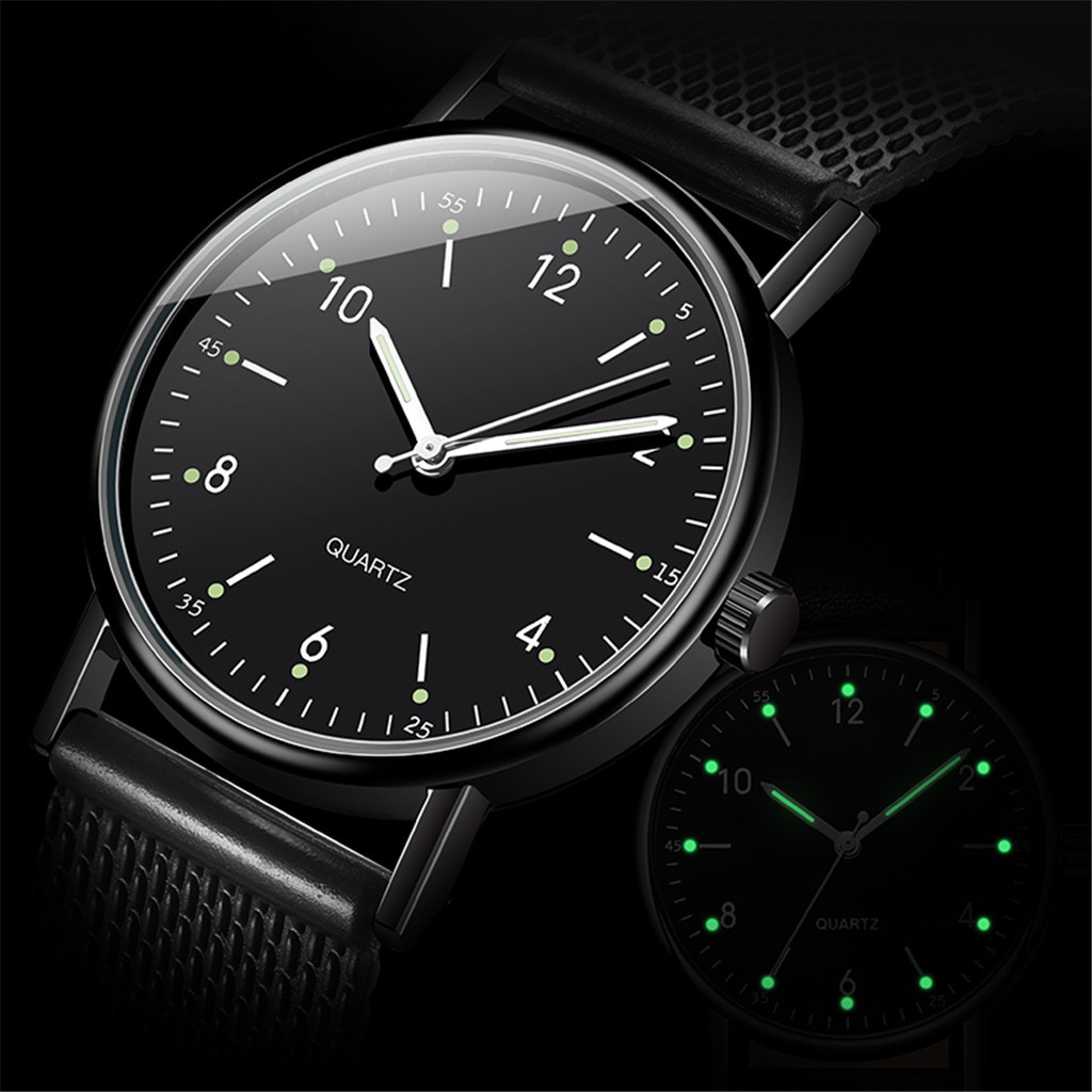 Luxury Unique High-end Women Quartz Watch Wristwatches Men's Wrist Watches Classic Men's Boy Luminous Sport Watch Relogio 1