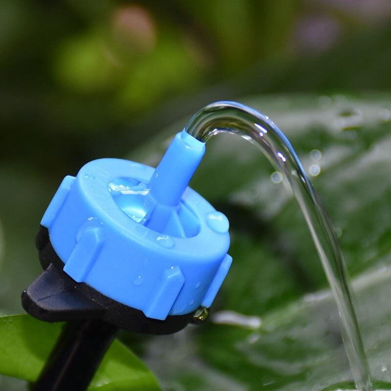 2L/4L/8L Drippers Pressure Compensated Water Debit Drip Emitter Goteros Watering Pressure Drop Drip System 10 Pcs