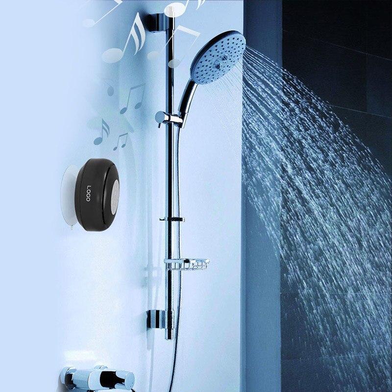 Mini Bluetooth Speaker Draagbare Waterdichte Draadloze Handsfree Luidsprekers, Voor Douches, Badkamer, Zwembad, Auto, strand & Outdor 6