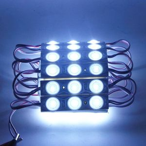Image 5 - SZYOUMY High Voltage AC 220V 110V 3030 3 LEDs  Injection Module Lights With Lens High Power 200pcs by DHL
