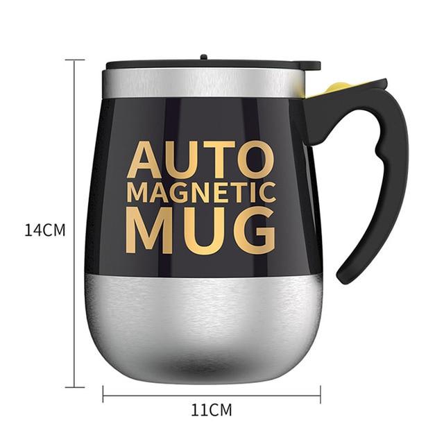 USB Rechargeable Automatic Self Stirring Magnetic Mug 4