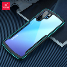 Xundd Case For Huawei P30 Pro Case Transparent Cover Soft Back Fitted Protective Cover Shell Airbag For Huawei P30 Pro Coque