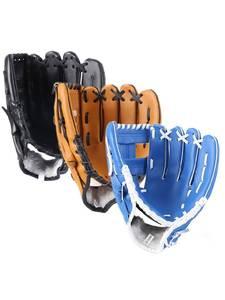 Baseball-Glove Train Practice-Equipment Softball Left-Hand Outdoor Sports for Adult Man