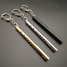 Keychain Flute Musical-Instrument Cosplay-Prop-Accessories Mini Pocket 1PC Keyring