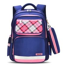 цена на waterproof children school bags boys girls orthopedic schoolbags backpacks kids schoolbags primary school backpacks backpacks