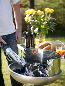 Image 5 - Safety BBQ STARTER Electric Charcoal Grill Lighter fire for Barbeque Kamado Grill as BBQ Accessories, bbq Tool