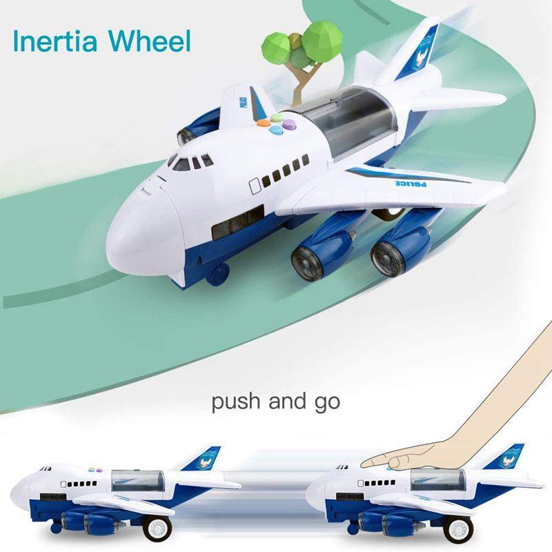 Játékrepülőgép zenés történetszimulációs pálya - Modellautók és játékautók - Fénykép 5