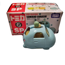 Toy for Boys Tomi Car-Toy Snail-Model Gift Exquisite Takara Children's 1:64-Alloy Original