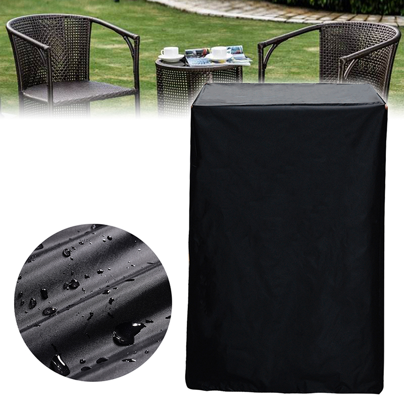 Outdoor Garden Patio All-Purpose Waterproof Stacking Rattan Chairs Sofa Furniture Cover Dustproof Covers
