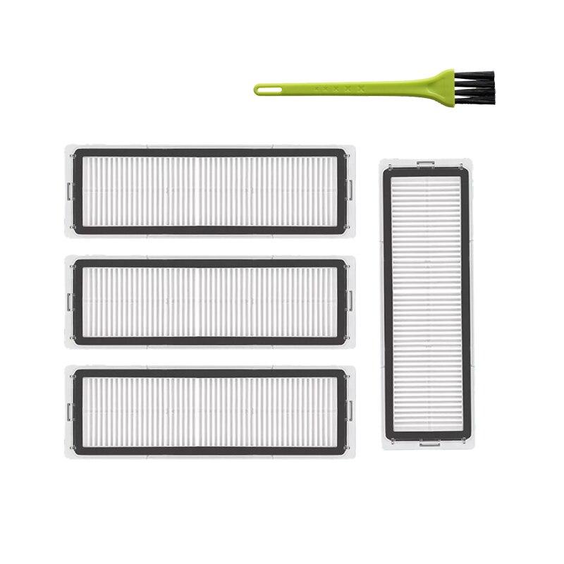 Mijia Haupt Pinsel Xiaomi Roborock Staubsauger Zubehör Kit Hepa Filter