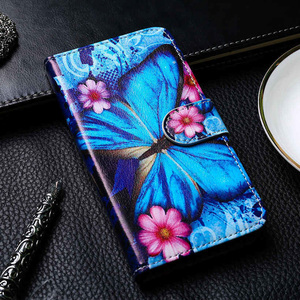 PU Leather Phone Case For Leno