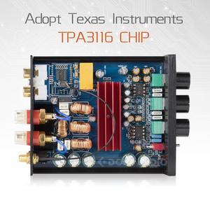 Image 5 - Nobsound Mini TPA3116 Digital Audio Amplifier HiFi Bluetooth 5.0 Class D Stereo Power Amp 100W*2