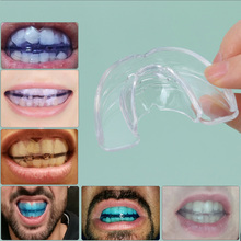 1PC Dental Braces Tooth Orthodontic Braces Appliance Silicone Alignment Trainer Teeth Retainer Bruxism Guard Teeth Retainer