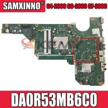 AKemy DA0R53MB6E1 DA0R53MB6C0 DA0R53MB6E0 Laptop motherboard For HP Pavillion G4-2000 G6-2000 G7-2000 Mainboard AMD