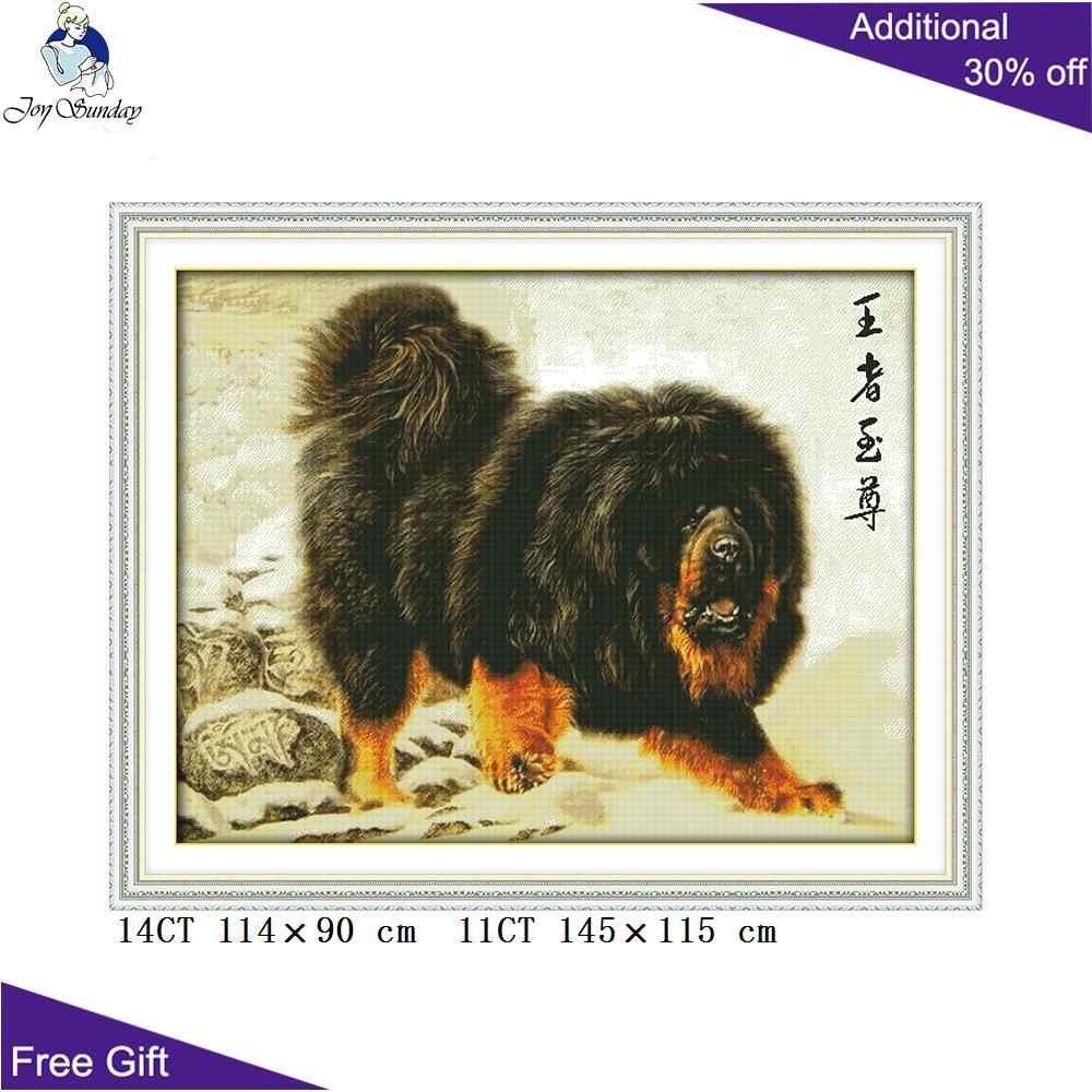 喜び日曜日犬 D354 (1) D358 (2) D430 (2) d431D435 キングパワー 2 3 犬再生かくれんぼ動物クロスステッチキット